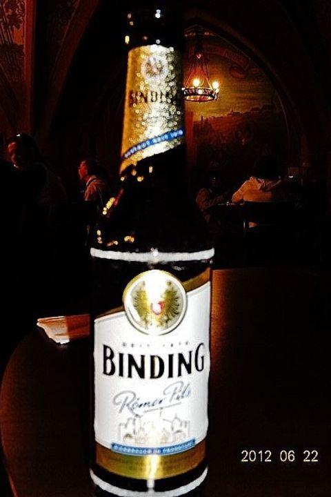 Cerveza y Alemania, no puede salir mal!