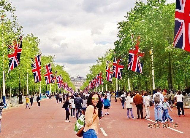 Animal en Londres
