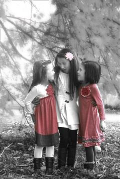 color splash family people cute photography