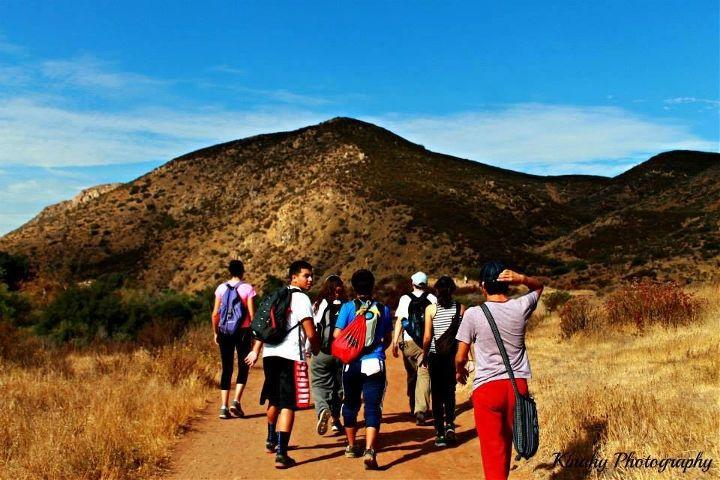 hiking summer