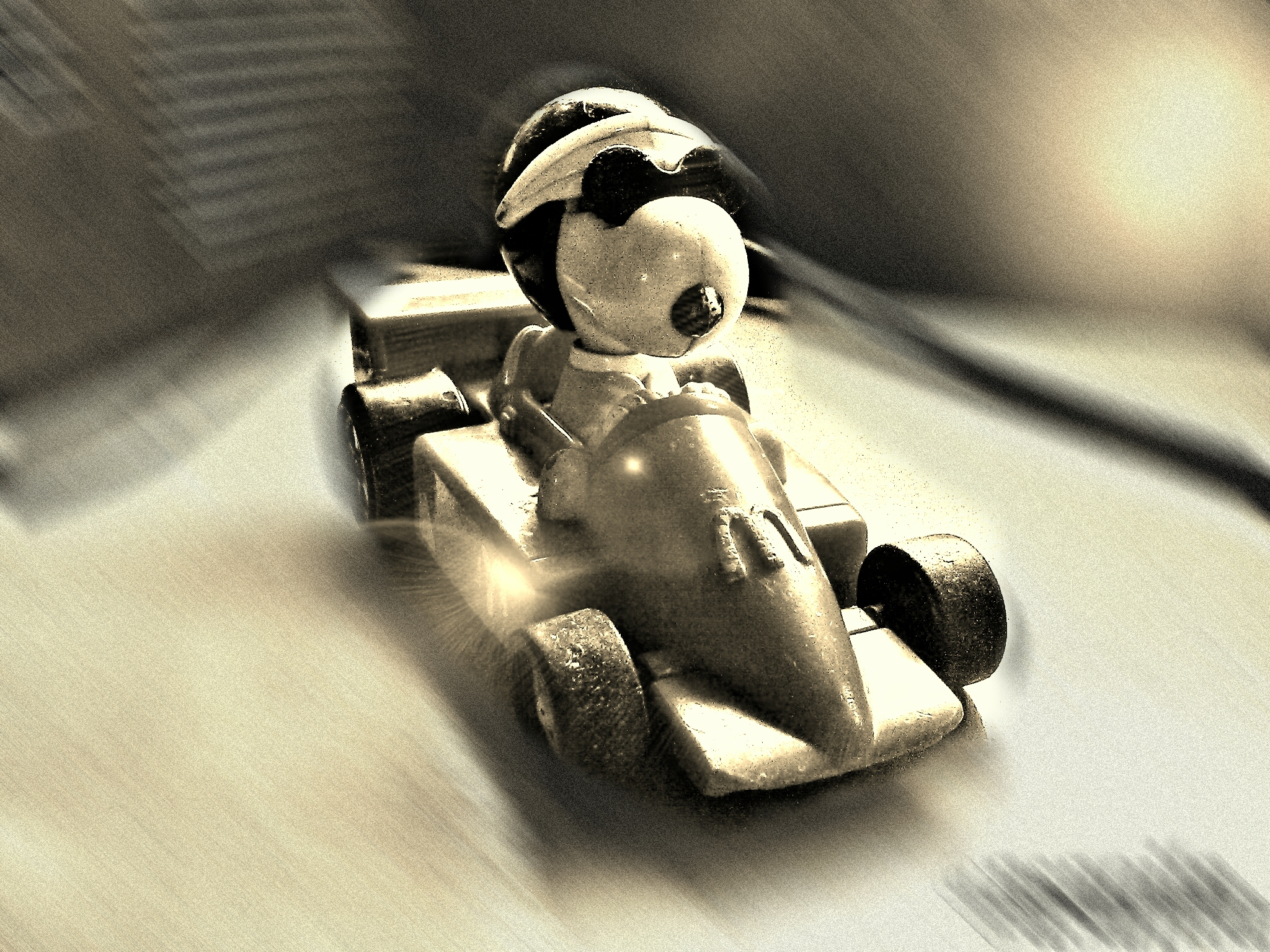 motion blur photo effect