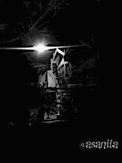wapnighttime black & white emotions nature photography