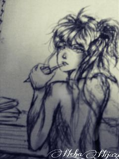 art drawing pencil art photography anime