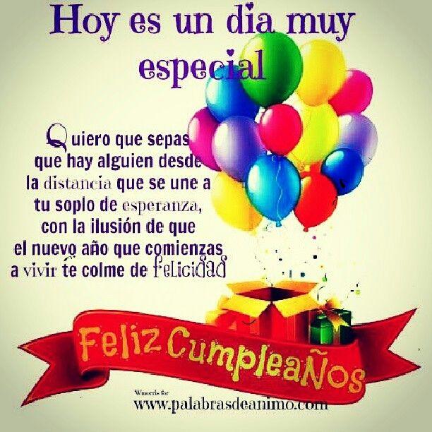 feliz cumpleaños comadre Ana Gonzáles