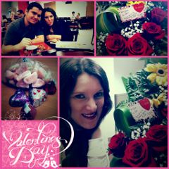 collage cute flower husband instamoment