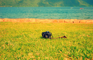 colorful nature park people photography