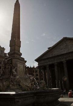 rom travel holiday