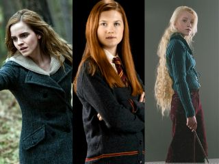 1000 awesome hermine granger images on picsart - Luna lovegood and hermione granger ...