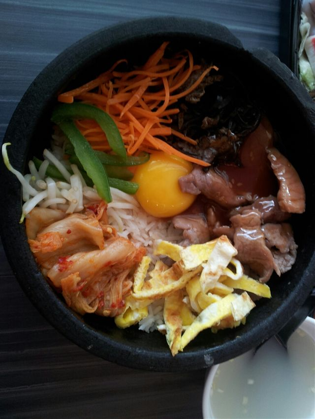 Bibimbap South Korea