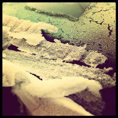 photography france cross process winter snow