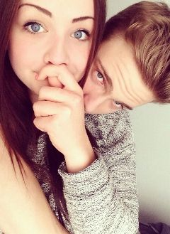 boyfriend girlfriend cute vintage emotions