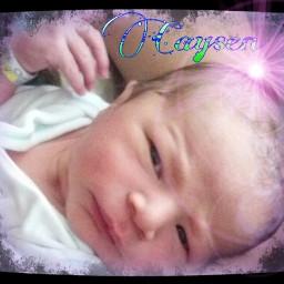 baby caysen