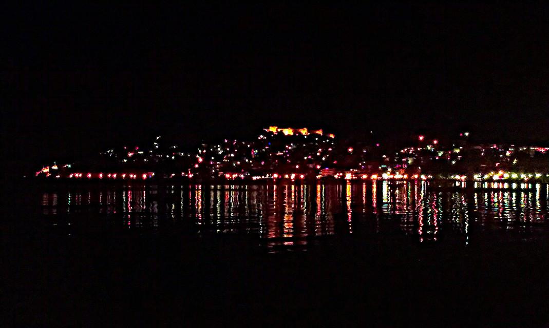 Ohrid night