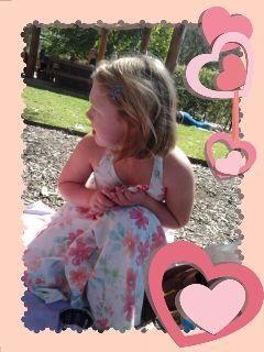 color splash daughter love cute people