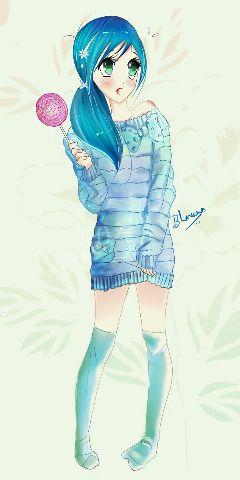 colorful emotions cute drawing manga