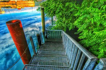 colorful hdr photography travel nature
