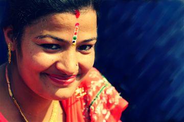 nepal travel people