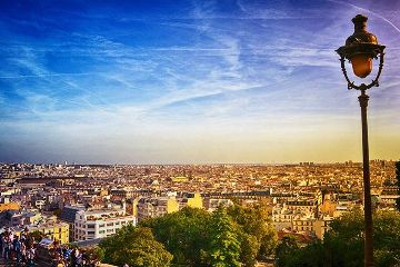 montmartre photography paris quotes & sayings urban city