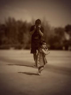 sepia people photography old photo